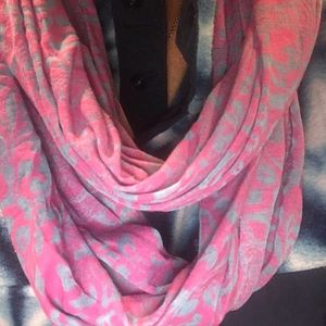 NEW-Tickle me Punk infinity scarf
